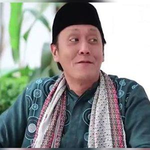 Aktor Wiro Sableng Abi Cancer (Foto: Instagram)