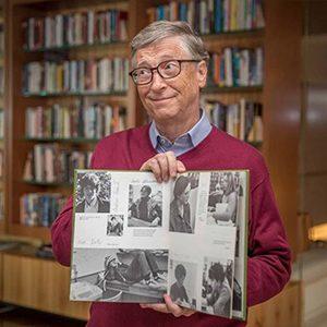 Bill Gates (Foto: Instagram-@thisisbillgates)