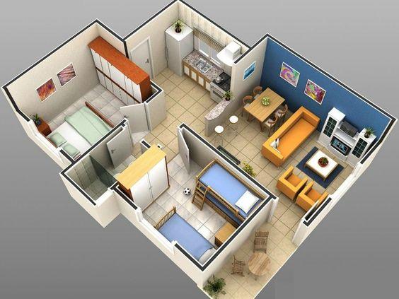 rancangan rumah sederhana