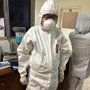 Dokter Handoko Gunawan (Foto: Instagram)