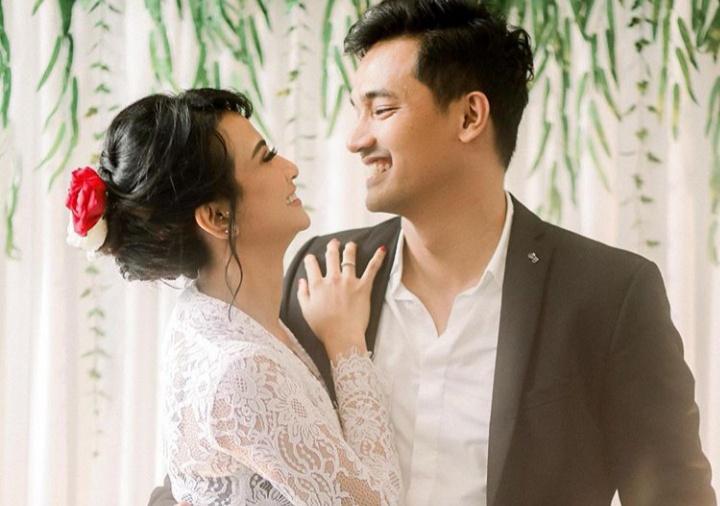 Vanessa Angel dan suami, Bibi Ardiansyah (Foto: Instagram-@vanessaangelofficial)