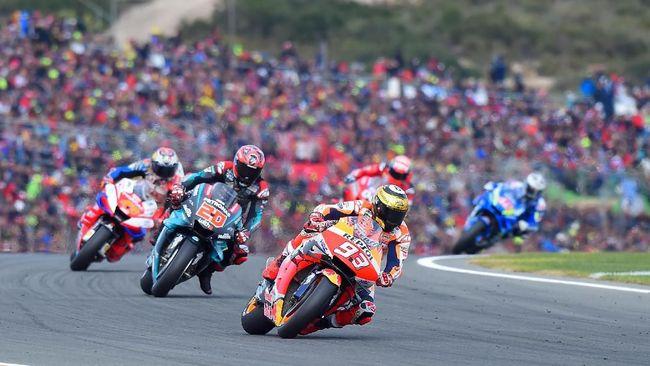 Jadwal Baru MotoGP 2020 Setelah Mengalami Revisi