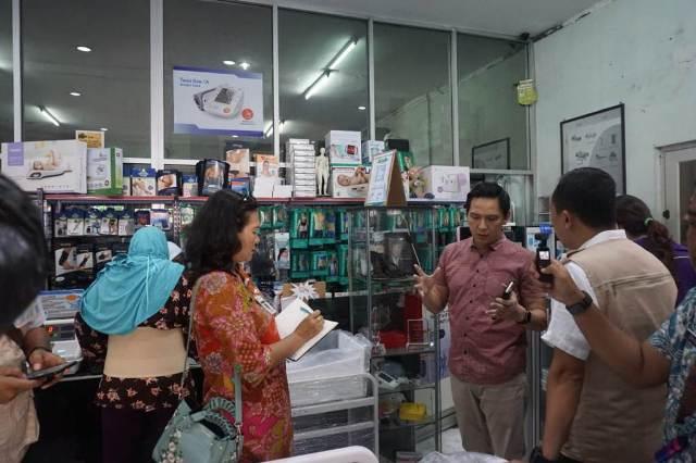 Keterlaluan! Langka dan Mahal Akibat Corona, 92 Kg Masker Malah hendak Dikirim ke Malaysia