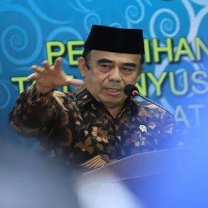 Menteri Agama (Menag), Fachrul Razi (Foto: kemenag.go.id)
