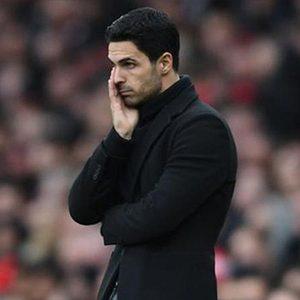 Manajer Arsenal Mikel Arteta dinyatakan positif mengidap virus corona (Covid-19). (BBC)