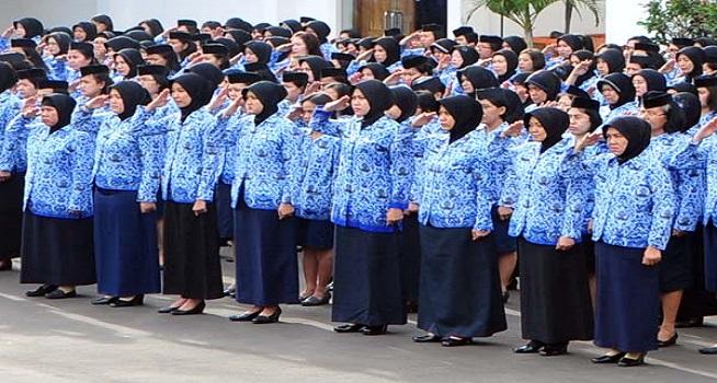 Aparatur Sipil Negara (ASN). (Foto: setkab.go.id)