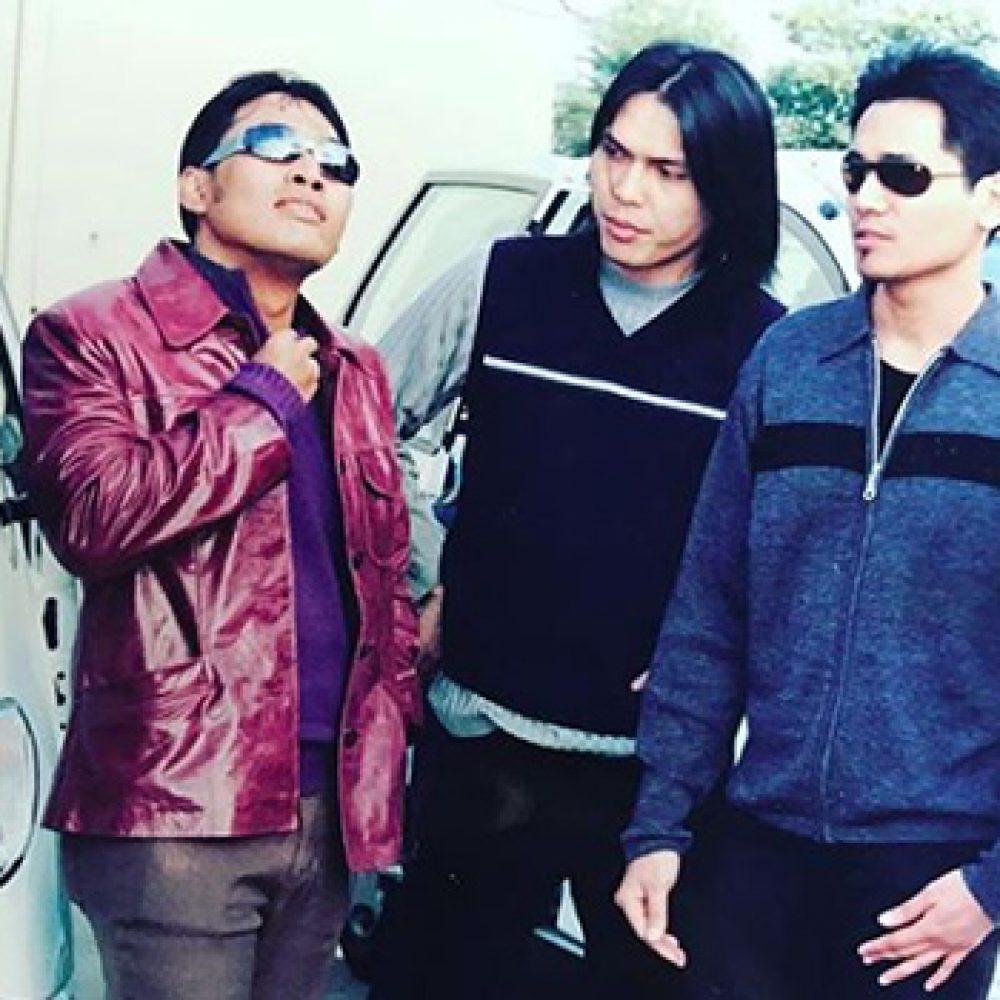Personel Dewa 19 dari kiri ke kanan Ahmad Dhani, Erwin Prasetya, Once Mekel, Tyo Nugros, dan Andra Ramadhan (Foto: Instagram-@de19wa)