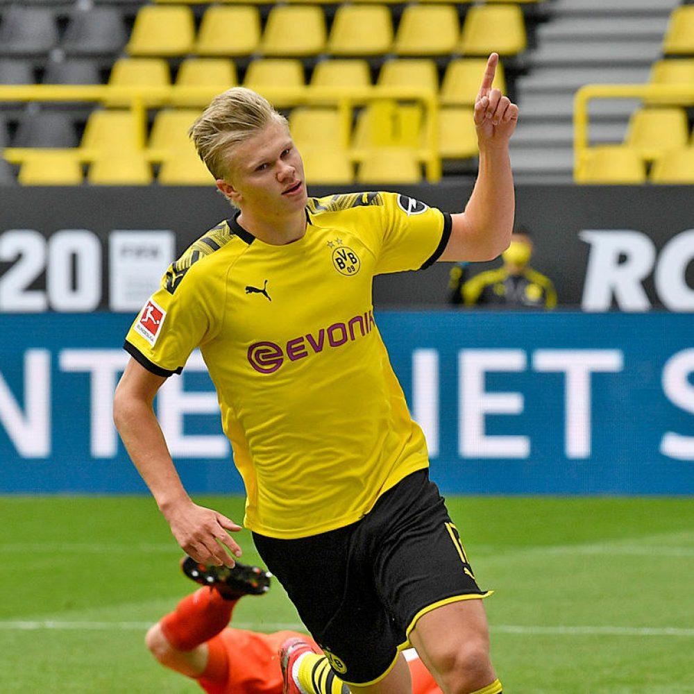 Hasil Liga Jerman 2020: Borussia Dortmund 4-0 Schalke, Die Borussien On Fire