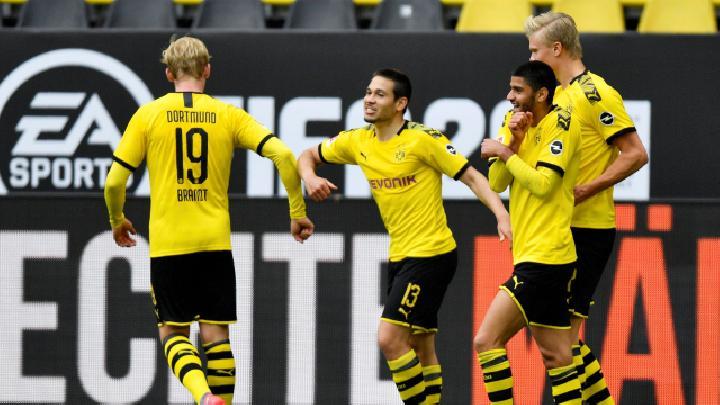 Highlights dan Cuplikan Goal Bundesliga Borussia Dortmund vs Schalke Skor 4-0
