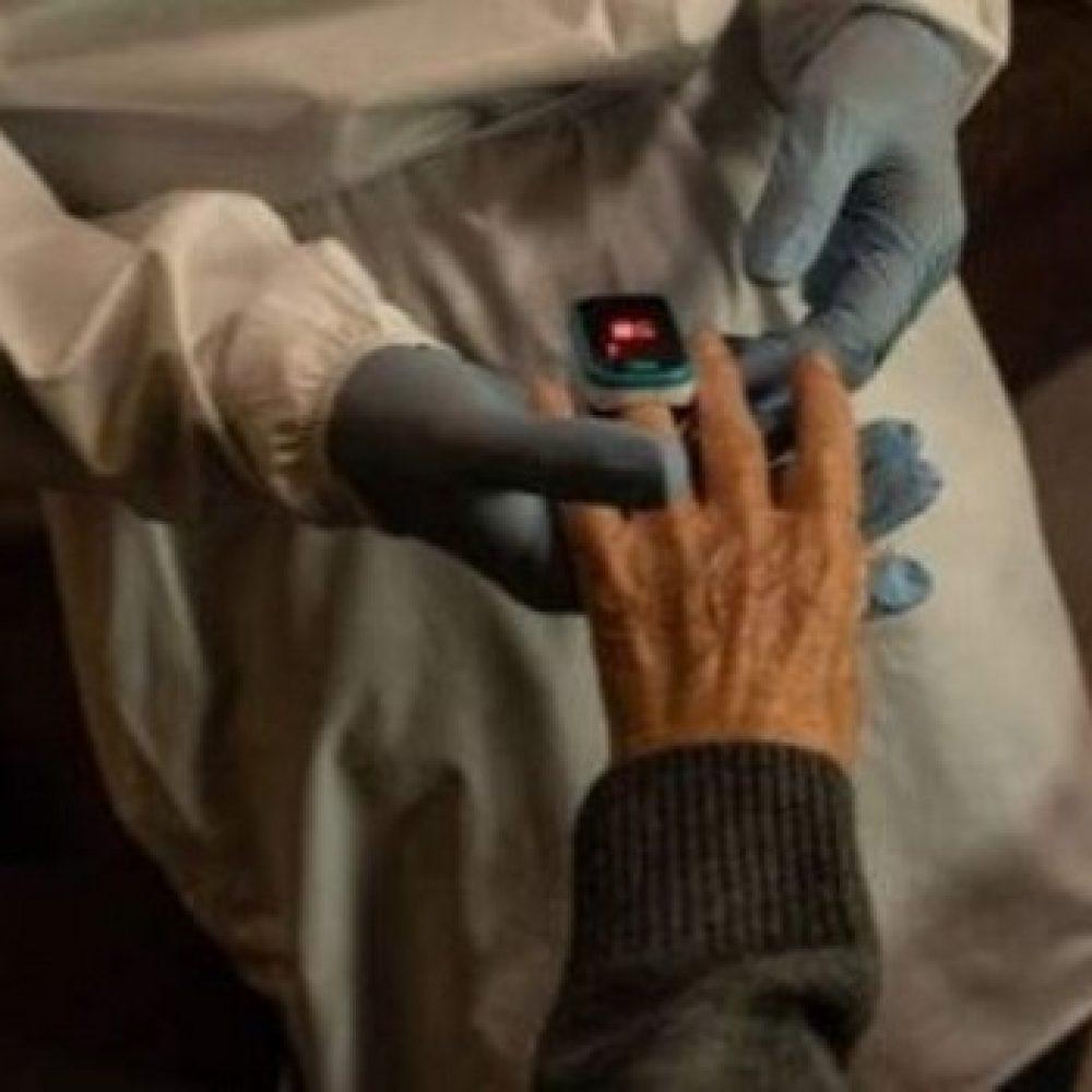 Maria Branyas didiagnosa terinfeksi Covid-19 setelah negara itu melakukan karantina wilayah atau lockdwon pada Maret lalu (Foto: BBC News/Getty Images)