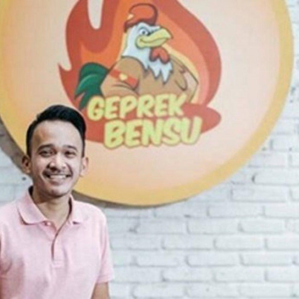Ruben Onsu Blak-Blakan di Channel Youtube Helmy Yahya, Segini Keuntungan dari Geprek Bensu