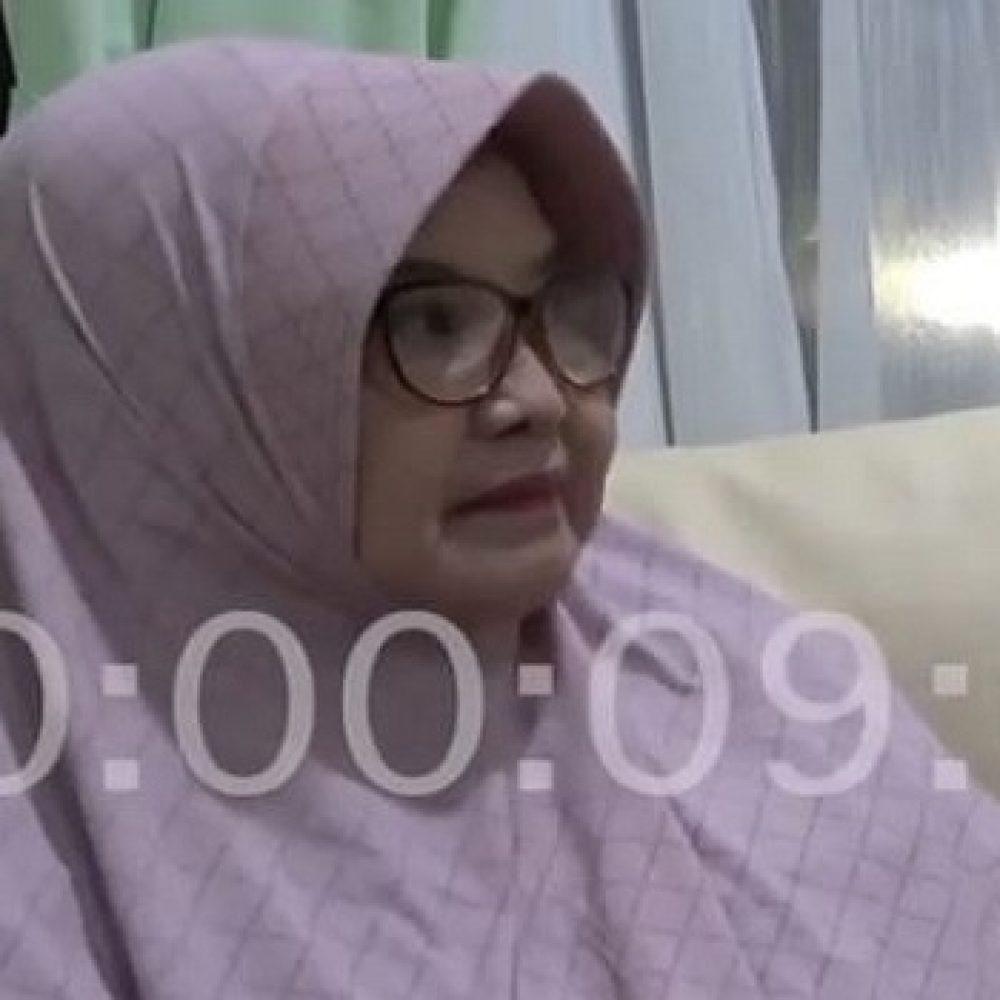 Mantan Menteri Kesehatan (Menkes) Siti Fadilah Supari (Instagram-@mastercorbuzier)