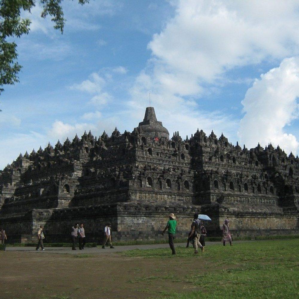 Candi Borobudur (Foto: Pixabay)
