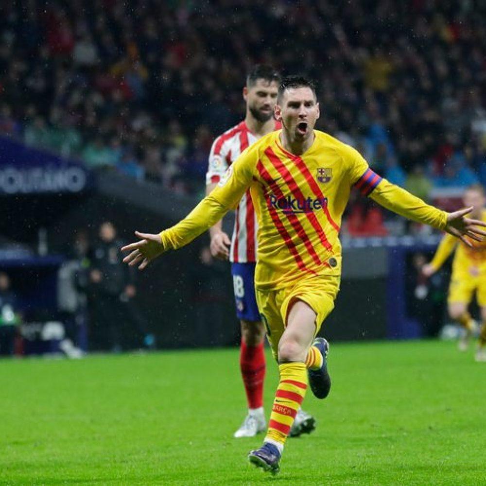 5 Link Live Streaming Bein Sport 1 Barcelona vs Atletico Madrid, Big Match Jornada 33