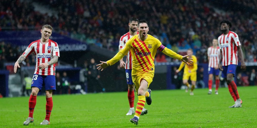 5 Link Live Streaming Bein Sport 1 Barcelona vs Atletico Madrid, Big Match Jornada 33
