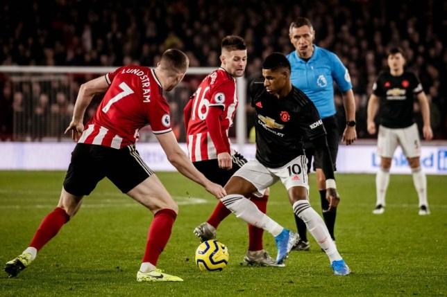 3 Link Live Streaming MENGALIR Manchester United vs Sheffield United, Kick Off 00.00 WIB