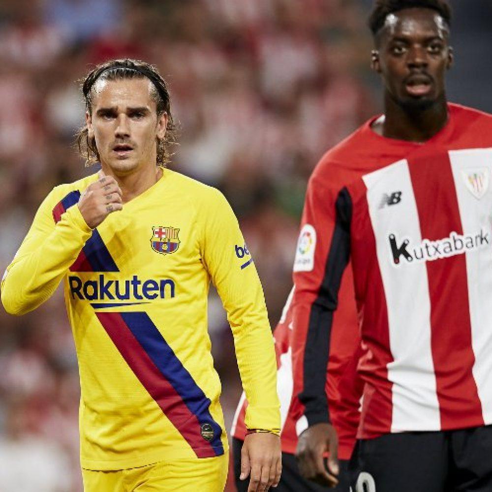 3 Link Streaming Barcelona vs Athletic Bilbao Live Bein 1, Liga Spanyol 2020