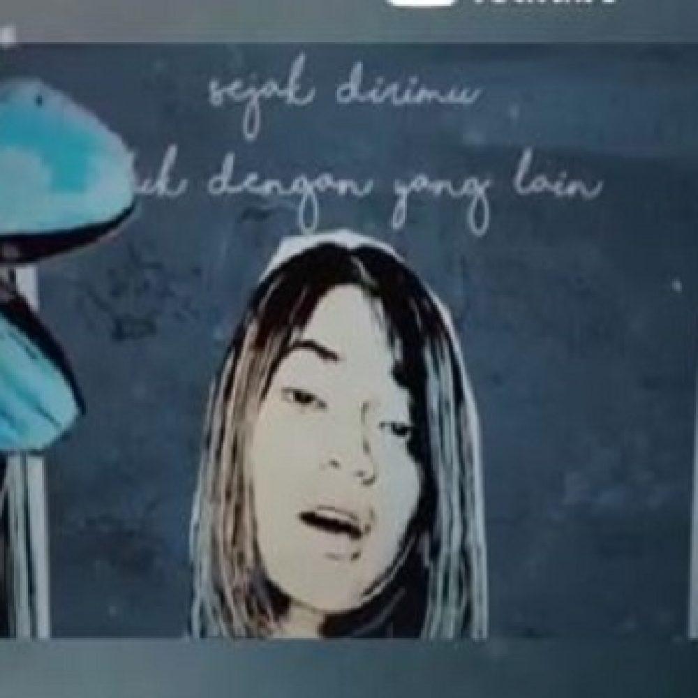 Screenshot video lagu anyar Geisha berjudul Komitmen (Instagram-@geishaindonesia)