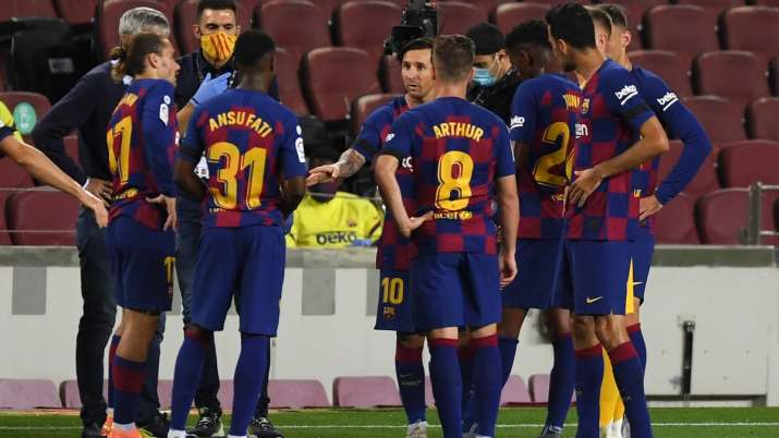 3 Link Live Streaming Villarreal vs Barcelona, Dini Hari Ini Pukul 03.00 WIB