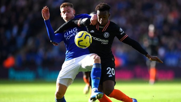 Link Live Streaming Leicester City vs Chelsea, Super Big Match Piala FA 2020