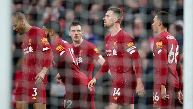 Link Live Online Streaming Liga Inggris Liverpool vs Aston Villa, KICK OFF 22.30 WIB