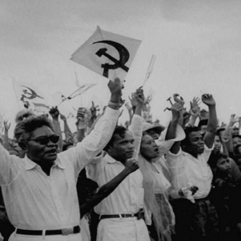 Simpatisan Partai Komunis Indonesia (PKI)