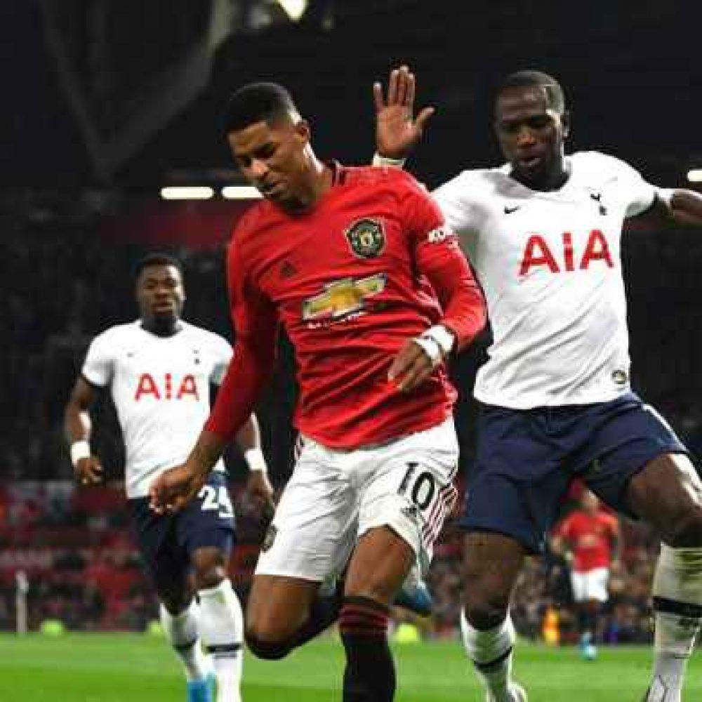 Link Live Streaming Tottenham Hotspurs vs Manchester United, Sabtu 20 Juni 2020