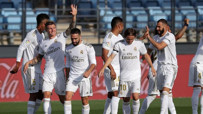 3 Link Live Streaming Real Madrid vs Deportivo Alaves, Bein Sports 1 Kick Off 03.00 WIB