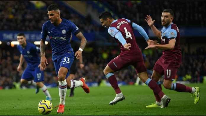 3 Link Live Streaming West Ham United vs Chelsea DIJAMIN MENGALIR ! Kick Off 02.15 WIB