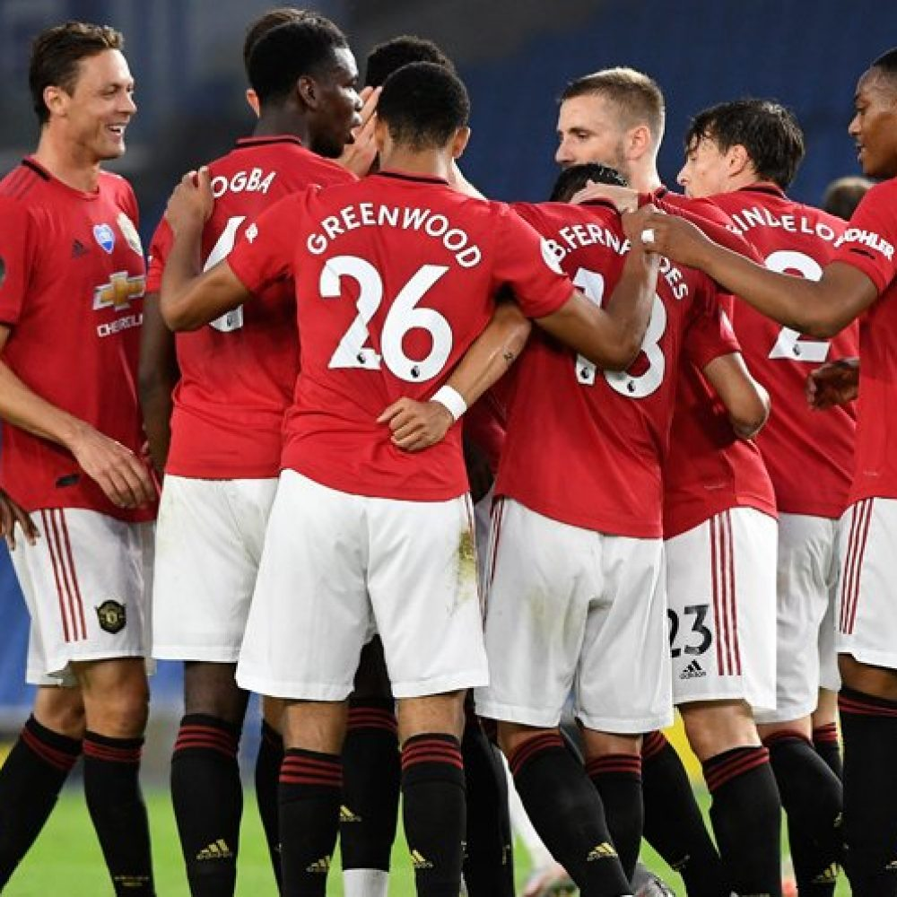 4 Link Live Online Streaming Aston Villa vs Manchester United, Kick Off 02.15 WIB Mola TV