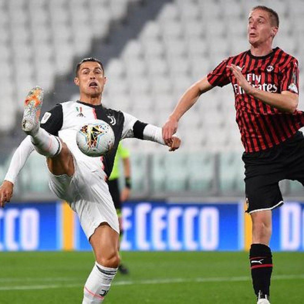 5 Link Live Streaming Bein 2 AC Milan vs Juventus Dini Hari Nanti Pukul 02.45 WIB