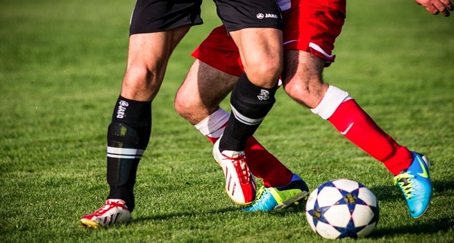 Ilustrasi sepak bola (Foto: Pixabay)