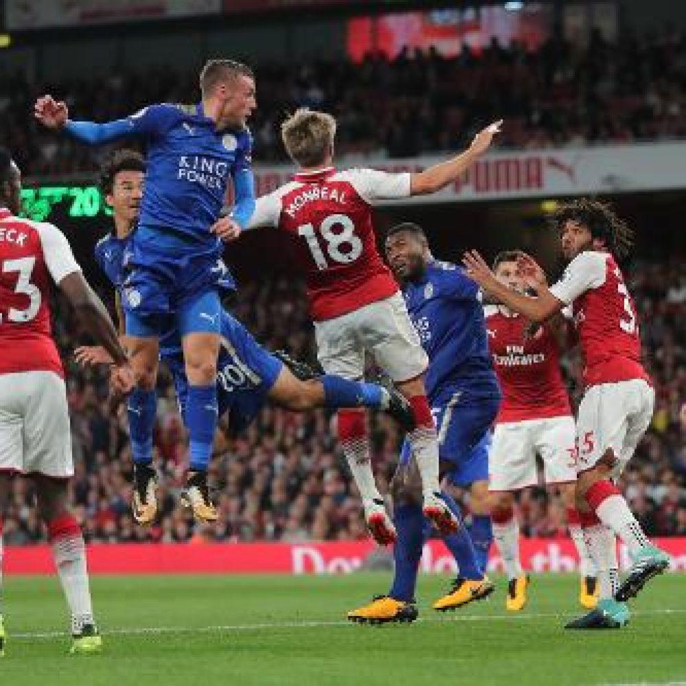 Link Live Streaming Mengalir Arsenal vs Leicester City Dini Hari Nanti