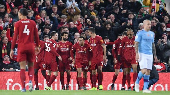 Link Live Streaming BIG MATCH LIGA INGGRIS 2020 Man City vs Liverpool, Duel Dua Raksasa