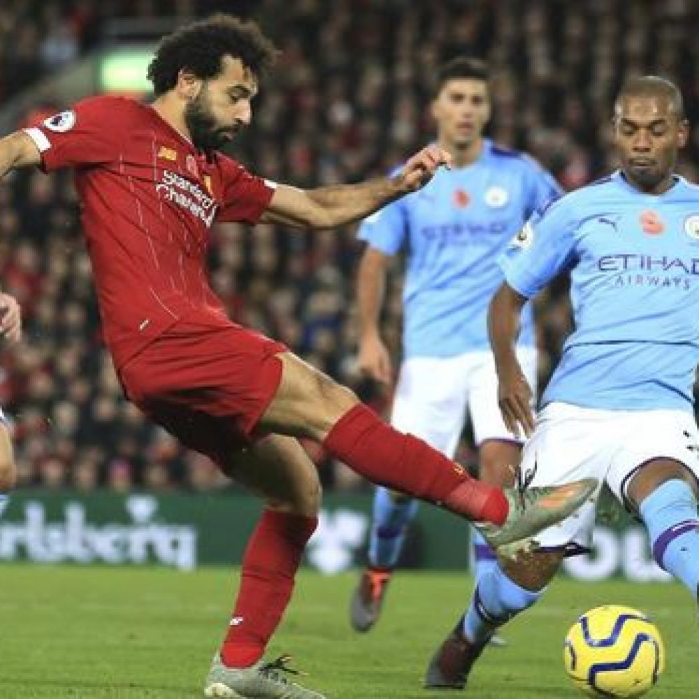 Link Live Streaming Manchester City vs Liverpool, KLIK DISINI, TONTON DISINI !