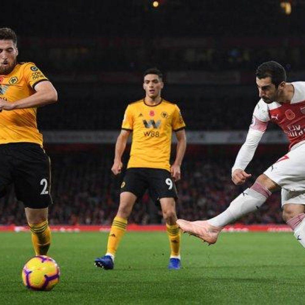 Link Live Streaming Wolves (Wolverhampton) vs Arsenal Malam Ini Pukul 23.30 WIB