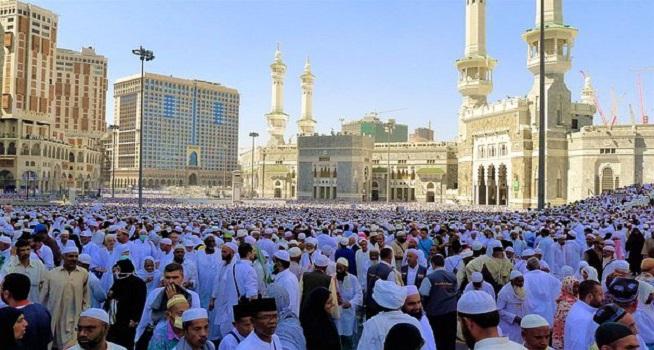 Suasana di Makkah (Pixabay)