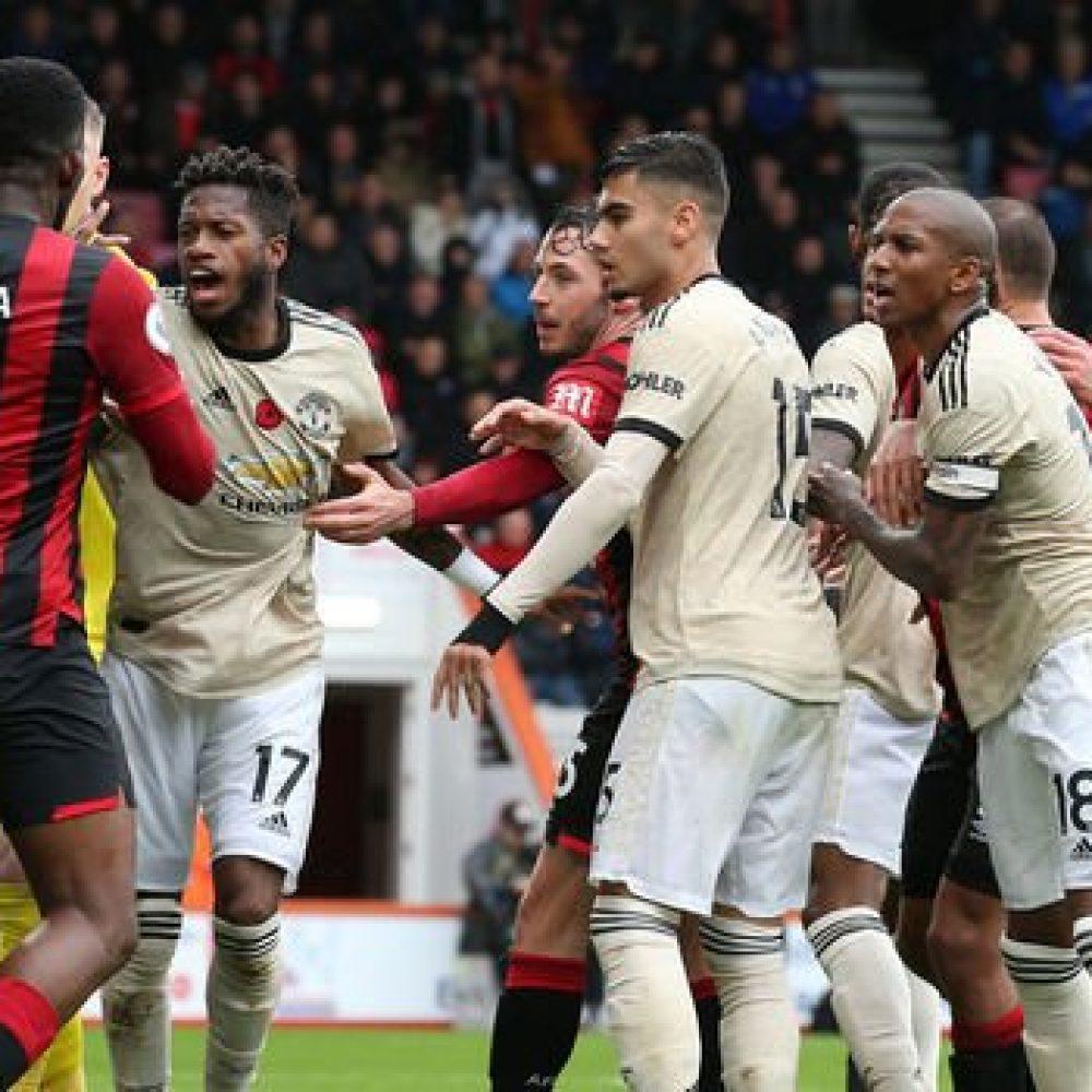 Streaming Manchester United vs Bournemouth Liga Inggris Pekan 33, Akuisisi 4 Besar