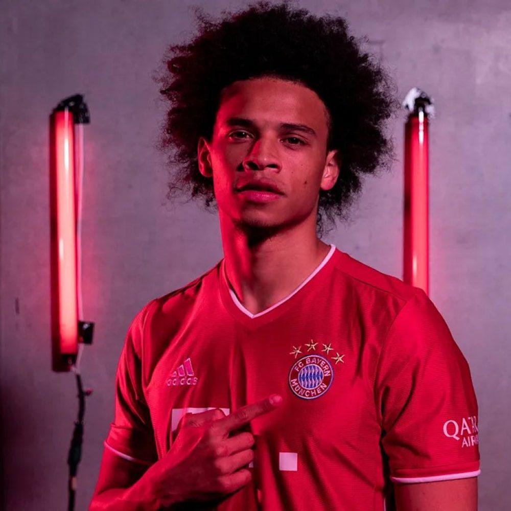 Bursa Transfer Pemain 2020: Leroy Sane Resmi Berseragam Bayern Munchen
