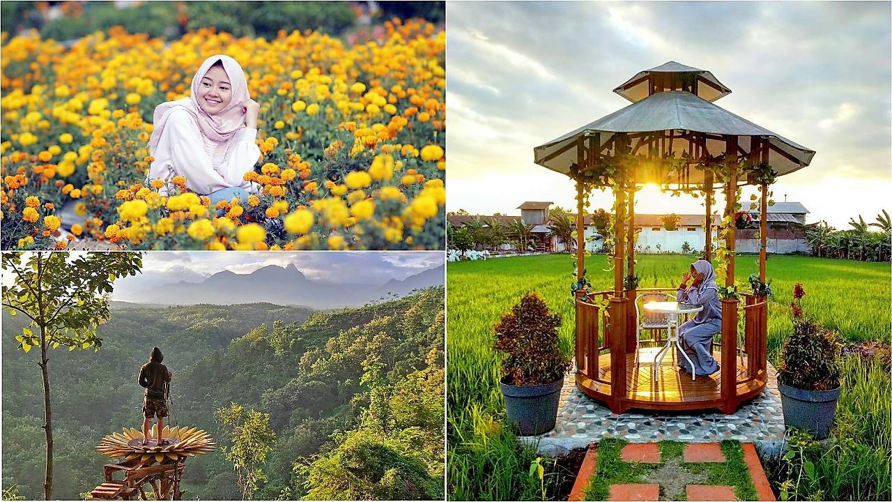 7 Destinasi Wisata Baru di Jombang yang Menjadi Buruan