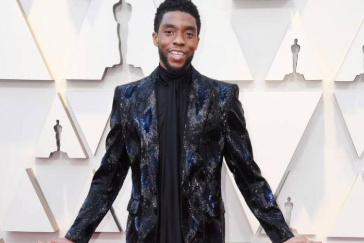 Chadwick Boseman a.k.a Black Panther Meninggal Dunia Hari Ini