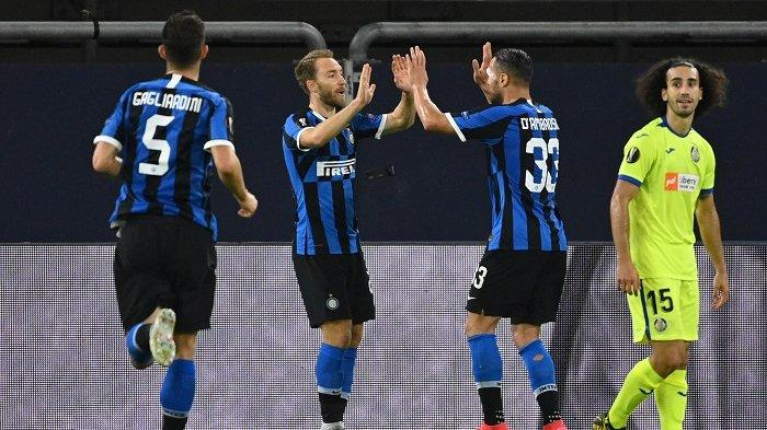 Link Live Streaming Inter Milan vs Shakhtar Donetsk Semifinal Europa League
