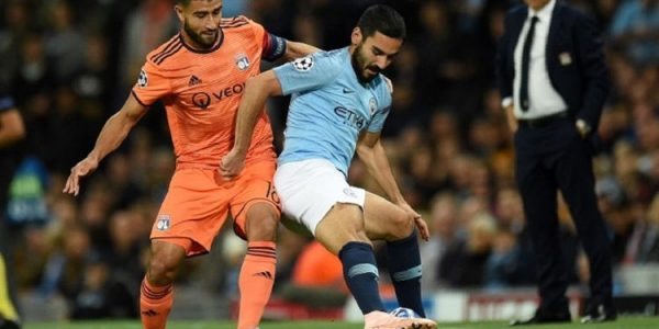 Link Live Streaming Manchester City vs Olympique Lyon Liga Champions Hari Ini