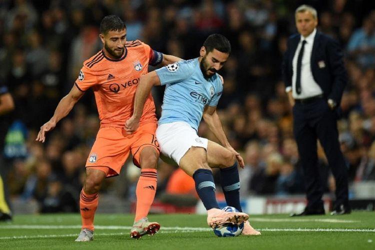 Link Live Streaming Manchester City vs Olympique Lyon Liga Champions Hari Ini
