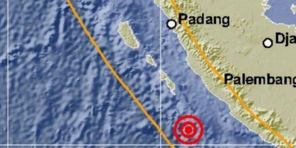 #PrayForBengkulu : Gempa Bumi Berkekuatan 6,9 SR Guncang Kota Bengkulu