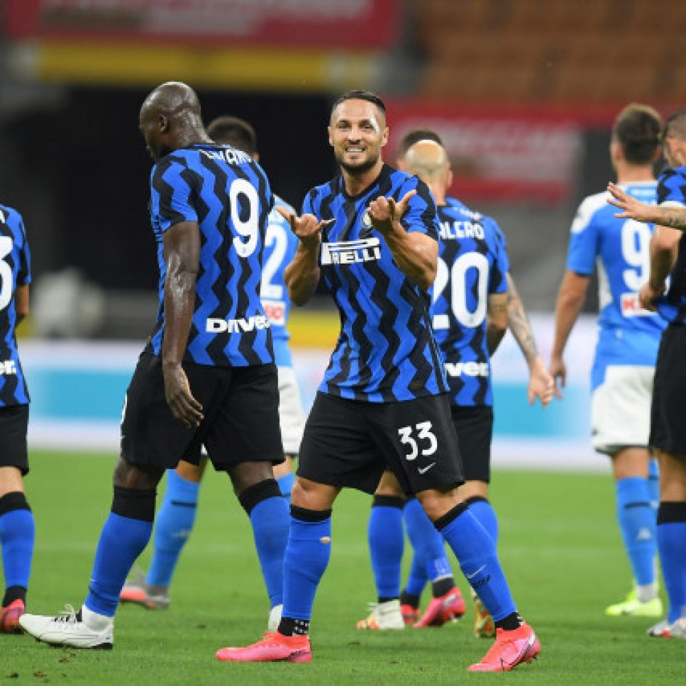 Prediksi & Link Live Online Streaming 16 Besar Europa League Inter Milan vs Getafe