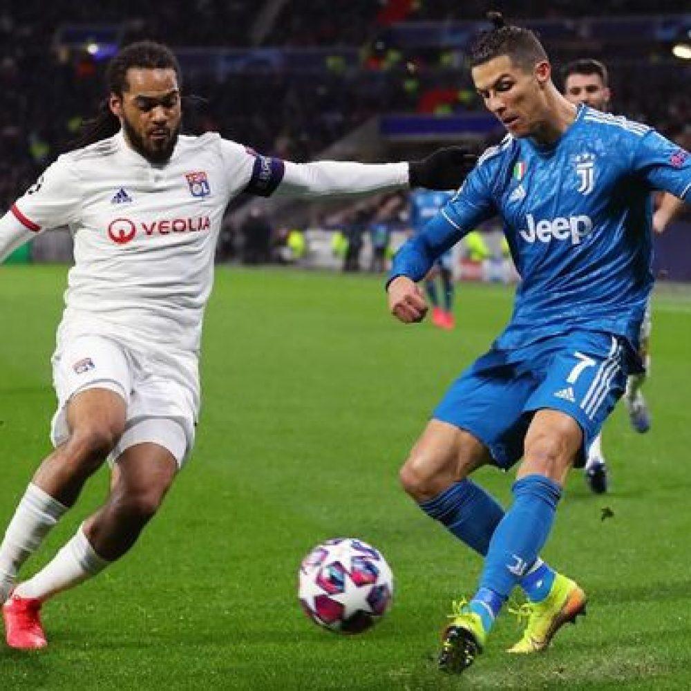 Prediksi & Link Live Streaming Juventus vs Lyon 16 Besar Liga Champions, MALAM INI !