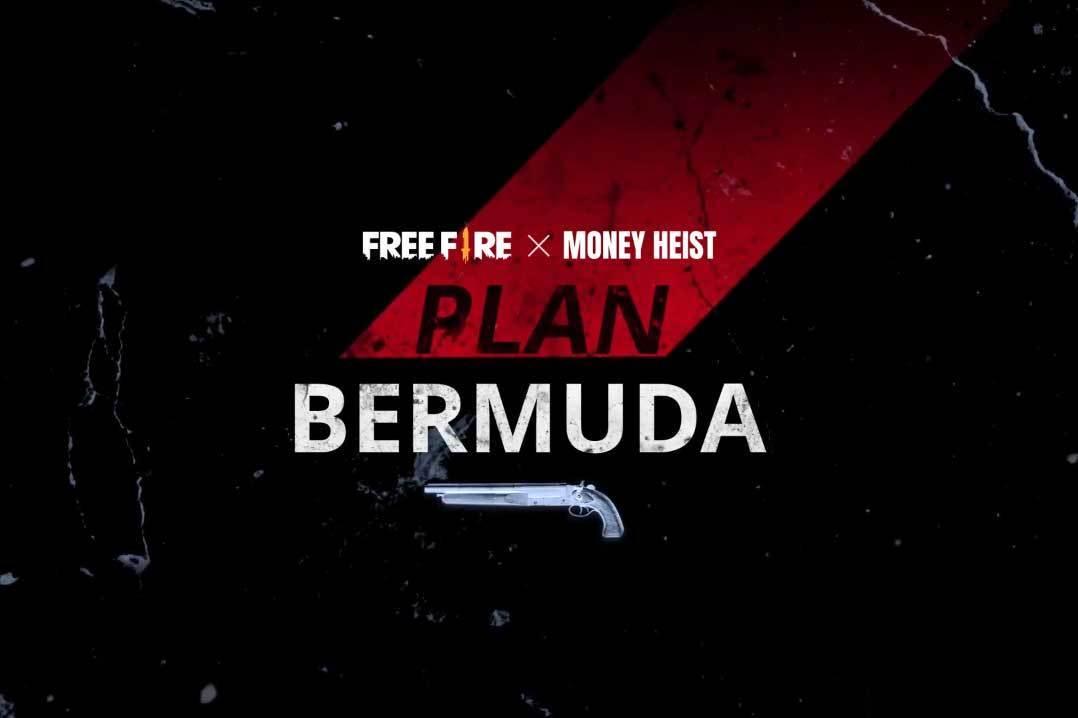 September, Free Fire Akan Berkolaborasi Dengan Money Heist