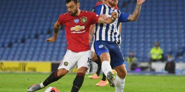 2 Link Live Online Streaming Brighton vs Manchester United Selain Mola TV, Mengalir !