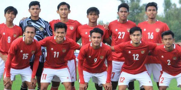 Hasil Timnas Indonesia U19 vs Qatar U19 Skor Akhir 1-1